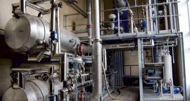 Завод по производству спирта г. Актау